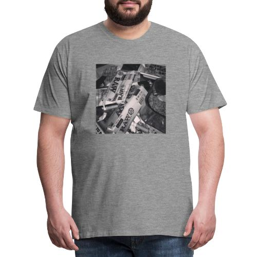 elfnullfuenf. Longpapers - Männer Premium T-Shirt