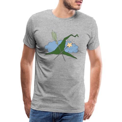 Witch Sign - Männer Premium T-Shirt