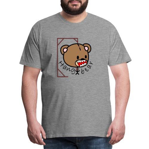 Hang Bear - T-shirt Premium Homme