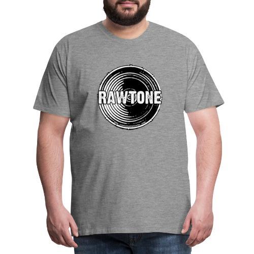 Rawtone Records logo - Men's Premium T-Shirt