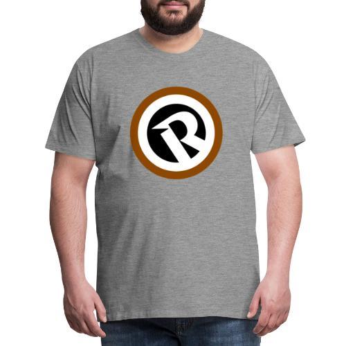 Logo Reborn Coffee 2020 - Maglietta Premium da uomo