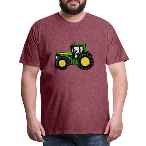 Trecker - Männer Premium T-Shirt