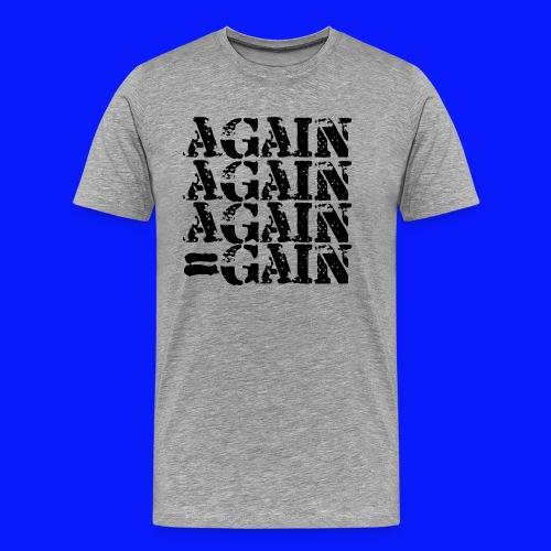 Fitness Gym - Men's Premium T-Shirt