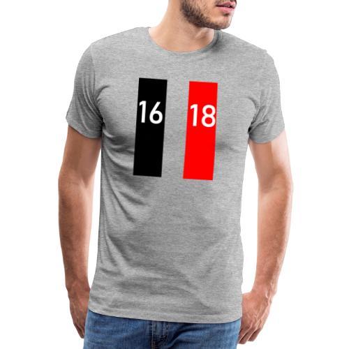 16 18 - T-shirt Premium Homme