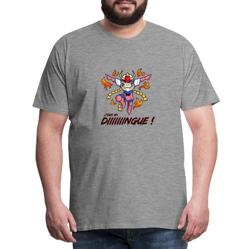 Ikki - J'suis un dingue - T-shirt Premium Homme