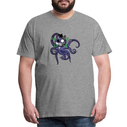 Da Rudge Octupus - Mannen Premium T-shirt