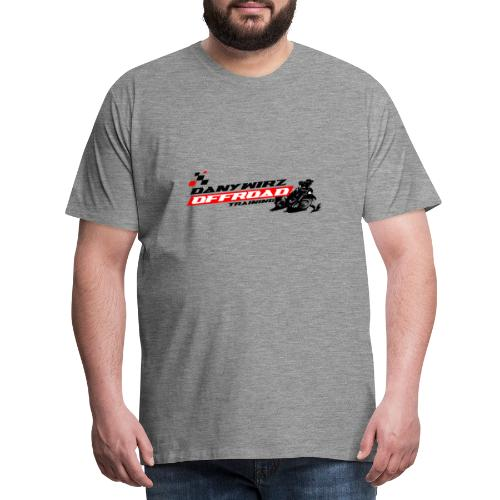 DANY WIRZ OFFROAD TRAINING - Männer Premium T-Shirt