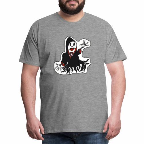 la faucheuse rigolote - T-shirt Premium Homme