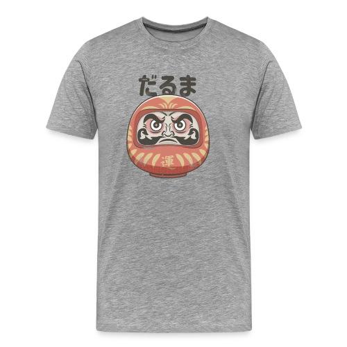 Daruma doll - T-shirt Premium Homme