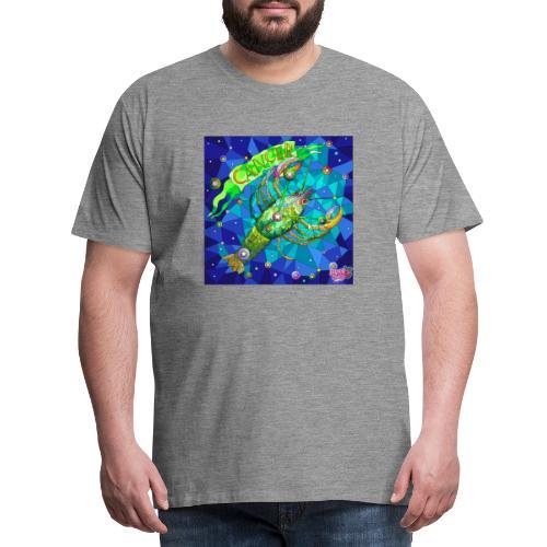 skorpion - Herre premium T-shirt