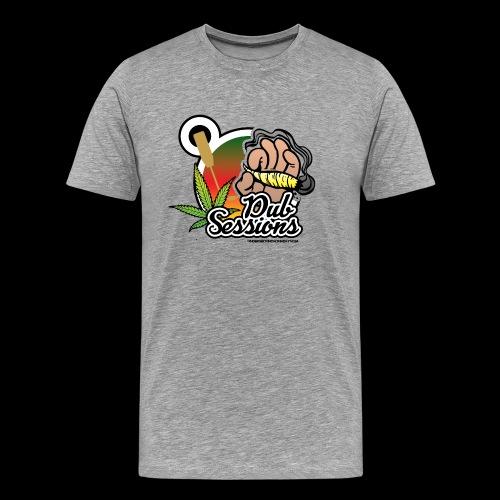 DUB SESSIONS UnderGroundSoundSystem - Männer Premium T-Shirt