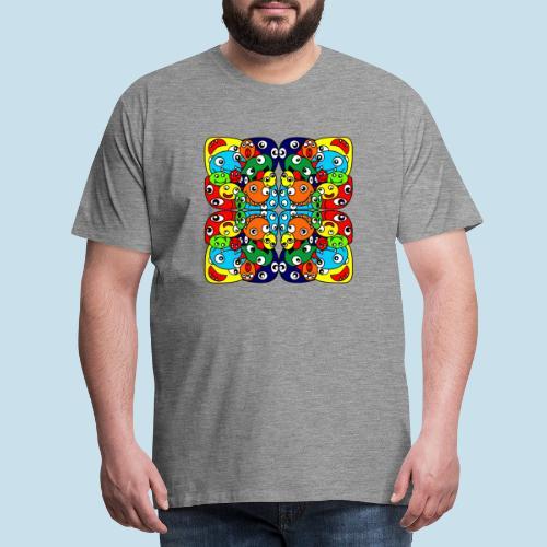 Monsterchen - Männer Premium T-Shirt