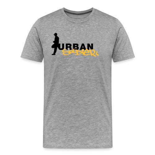Urban Soldier Dude - Männer Premium T-Shirt