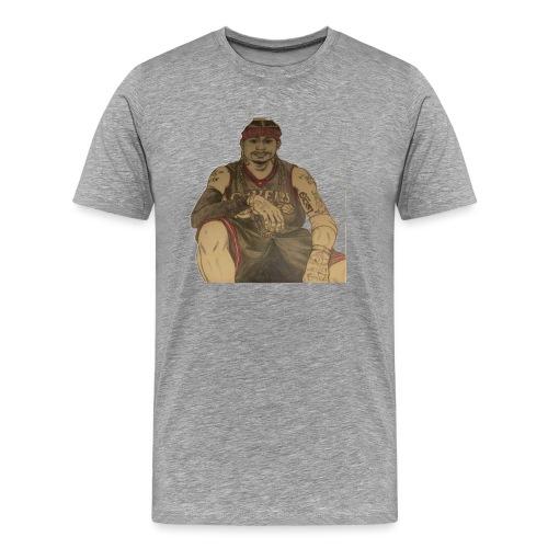 jugador - Camiseta premium hombre