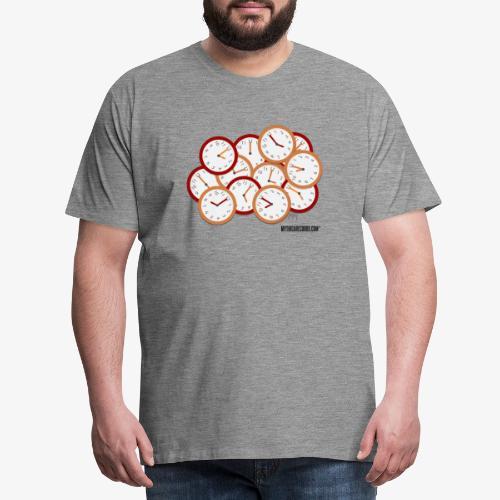 It's about time - Men's Premium T-Shirt