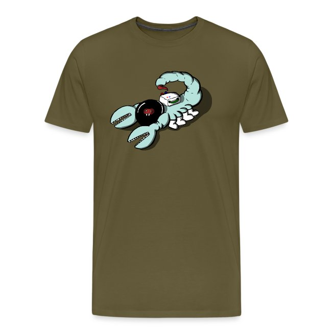 Space Scorpions?! (Colour)
