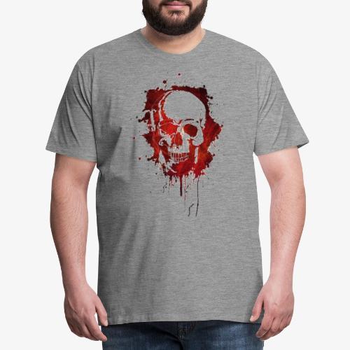 Totenkopf - Männer Premium T-Shirt