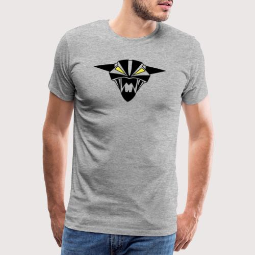 BIONIC DEVIL CAT !!! - T-shirt Premium Homme