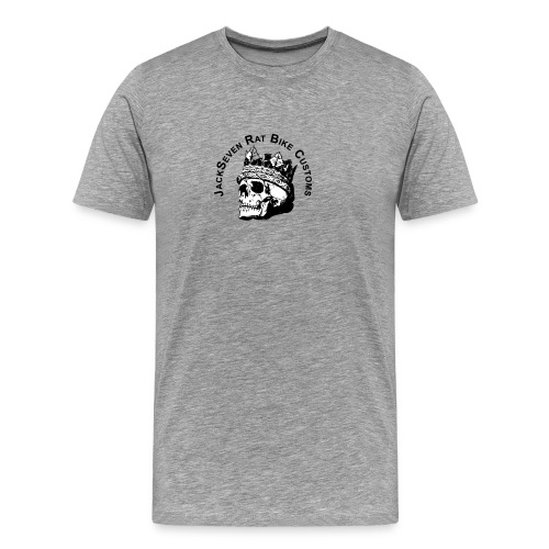 JackSeven Rat Bike Customs Lifestyle Bekleidung - Männer Premium T-Shirt