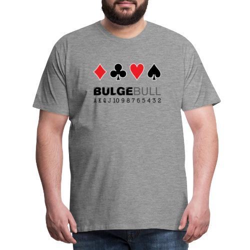 bulgebull players - Men's Premium T-Shirt