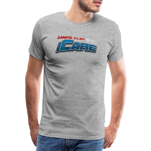 iCare Gaming Clan - Men's Premium T-Shirt