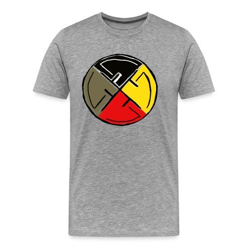 Twomanrule - Elements - Männer Premium T-Shirt