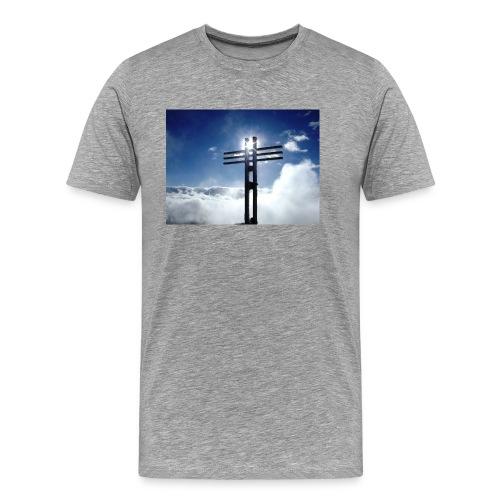Bergzeit 003 - Männer Premium T-Shirt