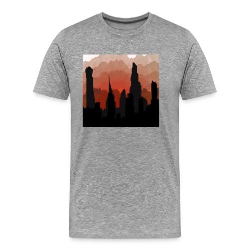 SCAPE1 - Men's Premium T-Shirt