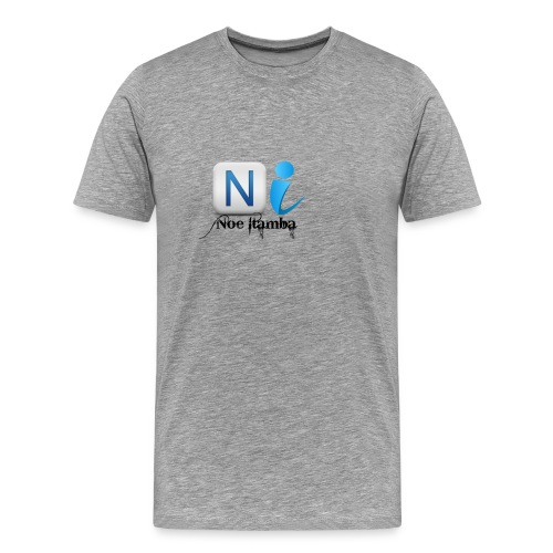 Noe Itamba - Premium T-skjorte for menn