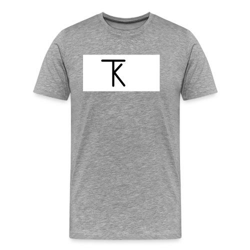 Tk - Miesten premium t-paita