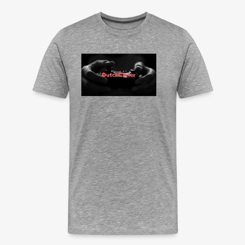 DutchGamer - Mannen Premium T-shirt