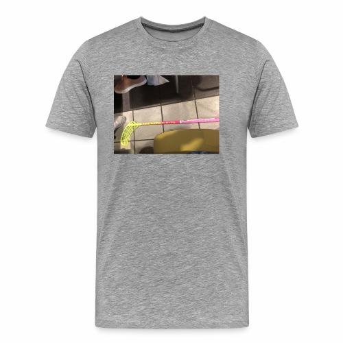 Anton - Premium-T-shirt herr