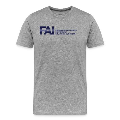 Freidrich Axelander - Männer Premium T-Shirt