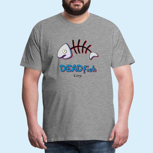 Deadfish - LogoFisch - Männer Premium T-Shirt