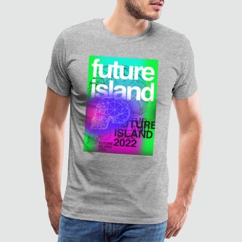 Future Island - Ghostbox II official T-Shirt - Männer Premium T-Shirt