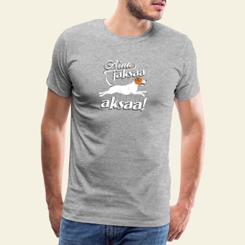 parsonijaksaaaksaa - Miesten premium t-paita