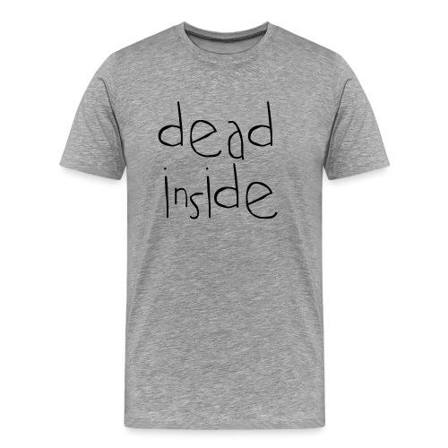 deadblack - Men's Premium T-Shirt