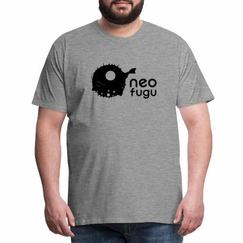 NEO-FUGU Classic black - T-shirt Premium Homme