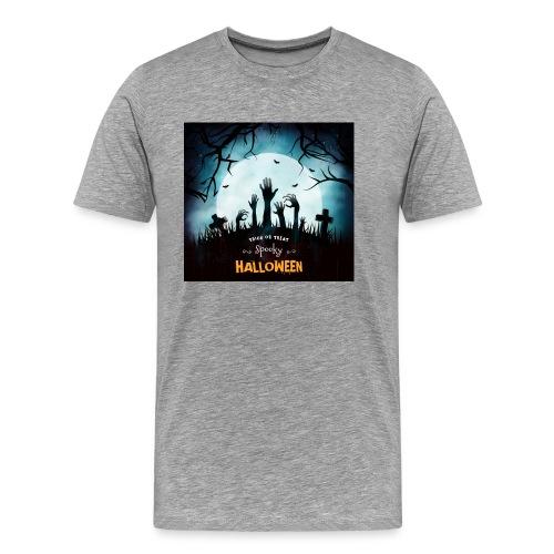 HALLOWEEN4 - Camiseta premium hombre
