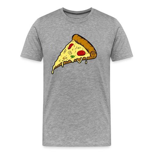 pizza pizza pizza - Camiseta premium hombre
