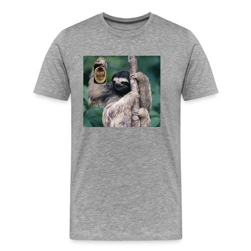 dovendyr - Herre premium T-shirt