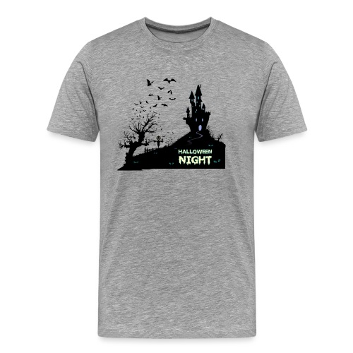 HALLOWEEN NIGHT - Männer Premium T-Shirt