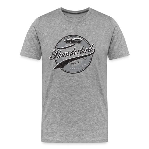 Thunderbird Flair Bird 1964 - 1966 Retro - Männer Premium T-Shirt