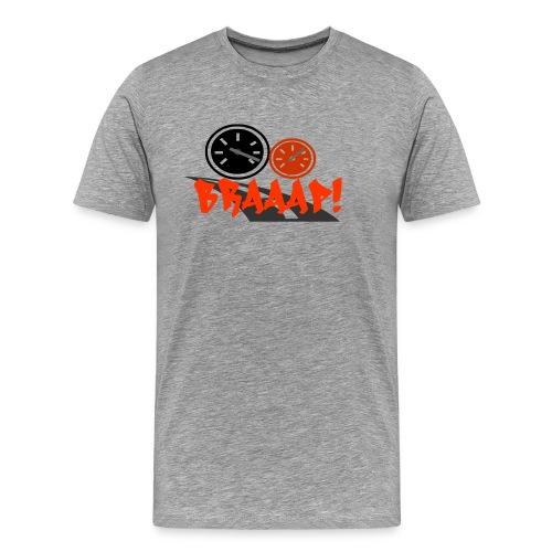 Braaap! Speed Moto - Maglietta Premium da uomo