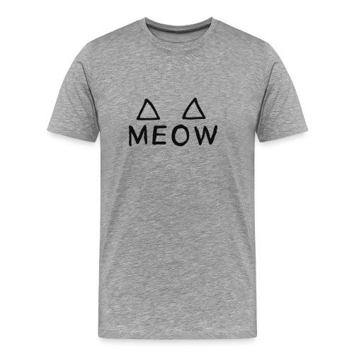 Meow - T-shirt Premium Homme