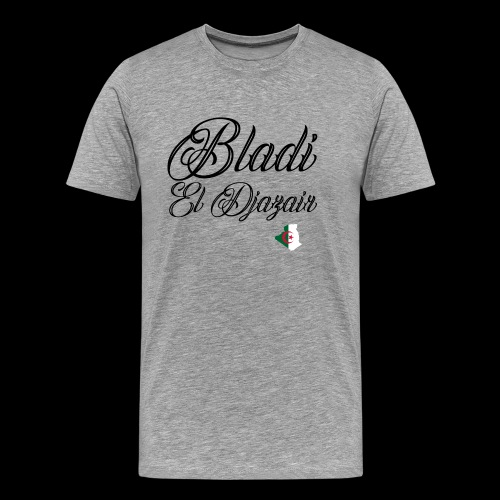 blade EL DJazair - T-shirt Premium Homme