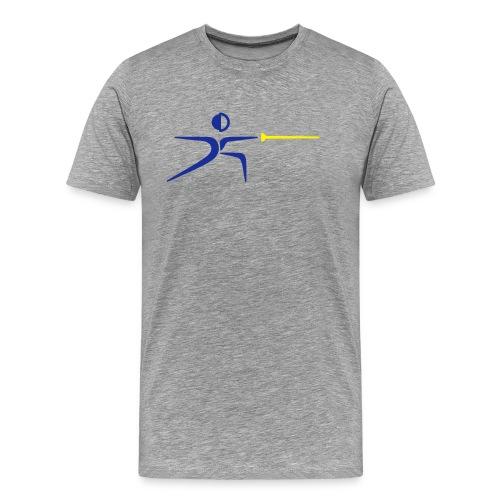 logo ohne sgs bold 2col - Männer Premium T-Shirt