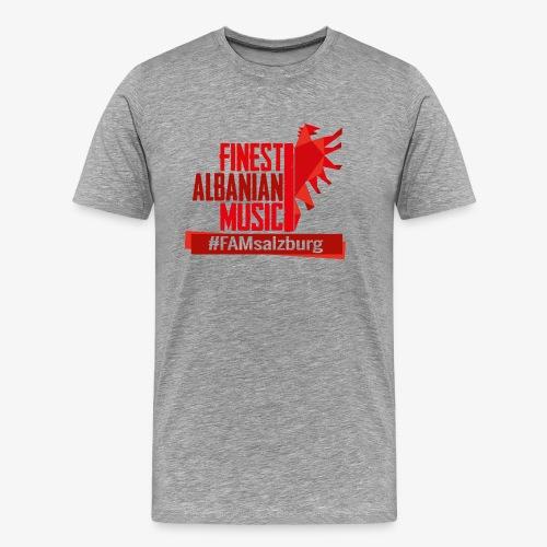 FAM salzburg - Männer Premium T-Shirt