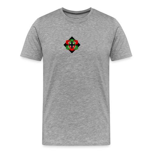 star octahedron series geommatrix - Men's Premium T-Shirt
