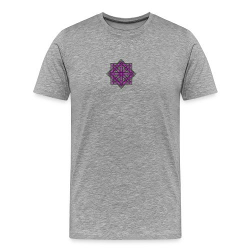 geometronology - Men's Premium T-Shirt